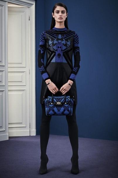 Versace. Pre-Fall 2015. (1 фото) - картинка