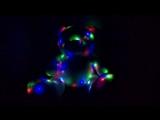 Большой светящийся мишка Барт