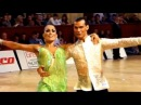 Filip Karasek - Sabina Karaskova, Prague Open 2014, WDSF WO latin, final - paso doble