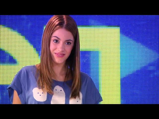 Violetta - Violetta śpiewa En mi mundo. Odcinek 67. Oglądaj w Disney Channel!