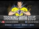 Тренировка AK-47 от Zeusa (на 10 минуте играю AIM)