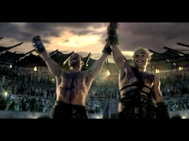 Спартак- кровь и песок (бои гладиаторов)