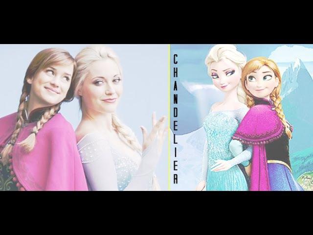 Anna Elsa | OUAT Frozen