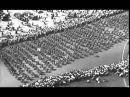 Марш пленных немцев по Москве 17 июля 1944 Москва