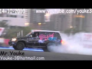 Toyota Land Cruiser 100 Tuning Drifting