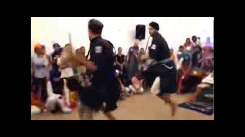 GATKA Brasil: Gurpurab Guru Gobind Singh Ji