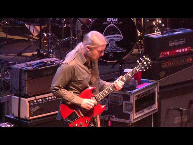 Allman Brothers The Sky Is Crying 12/3/2011 Orpheum Theater Boston, MA