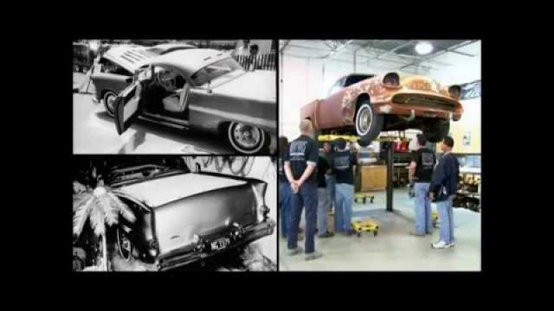 Реставратор автомобилей - 1 сезон 1 серия