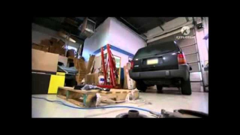 Реставратор автомобилей - 1 сезон 2 серия