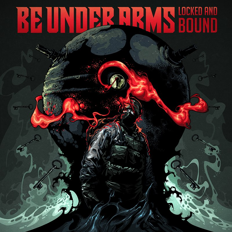 BE UNDER ARMS: EP «Locked and Bound»