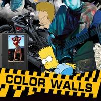 Логотип  Color Walls