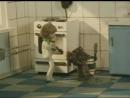 Домовенок Кузя VS Зеленый слоник. Ненормативная лексика