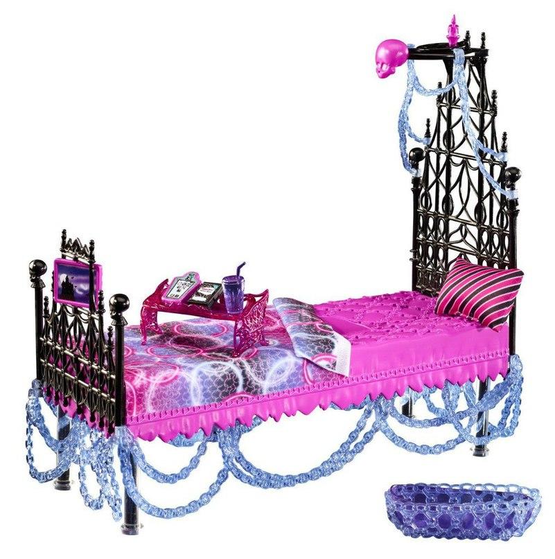 Мебель для кукол монстр
