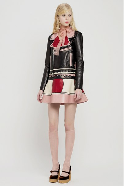 Red Valentino. Pre-Fall 2015. (1 фото) - картинка