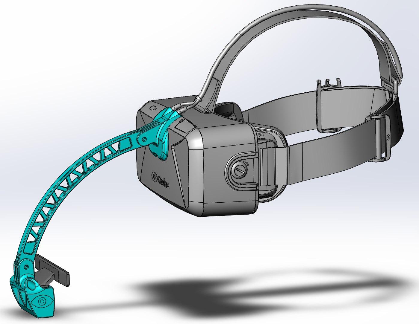 Эмоциональный Oculus Rift