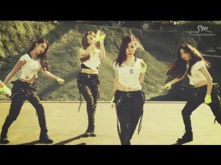 Girls generation - catch me if you can (hd) (2015) (new) (корея) (k-pop, dance)