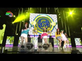 151024 Red Velvet - Dumb Dumb @ Asia Song Festival 2015