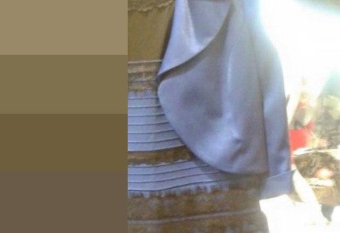 Платье бело-золотое или черно-синие