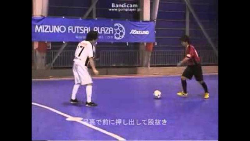 Trik Futsal Melewati Lawan Dengan Mudah Terbaru 2015