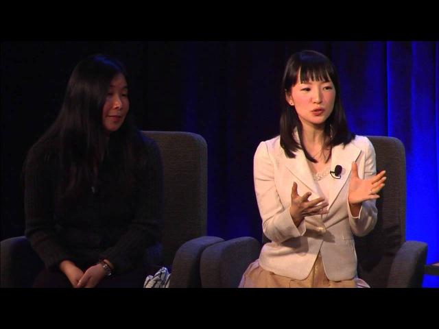 Marie Kondo: The Life Changing Magic of Tidying Up   Talks at Google