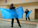 Veil bellydance for beginners