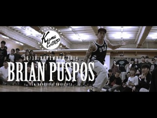 KOMA CAMP | BRIAN PUSPOS | Mr.Steal your girl - Trey Songz