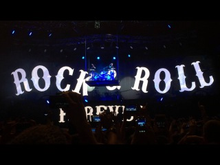 Scorpions - Kottak Attack/Crazy World (Live) 25/05/15 Saint Petersburg