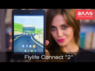 Видео-обзор планшета Fly Flylife Connect 7,85 3G 2