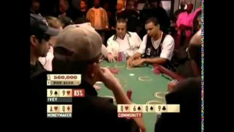 Cardmates.net - Phil Ivey vs Chris Moneymaker in WSOP 2003