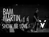 Bam Martin @cleanbandit