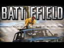 Battlefield Funny Moments - Police Officers, Bike Glitch Game, Death by Trees, and More!