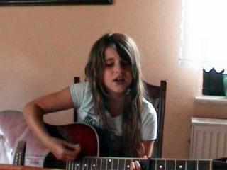 Monday Morning-Melanie Fiona - Guitar Cover by Celina