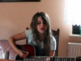 Monday Morning-Melanie Fiona - Guitar Cover by Celina