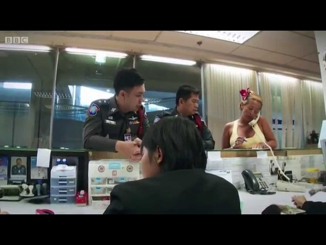The Airport of Smiles : Bangkok Airport Episode 1 [Thailand] BBC Documentary 2015