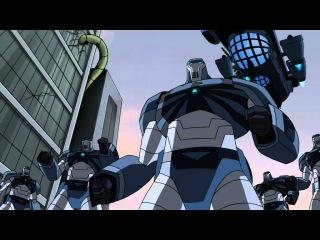 Мстители: Величайшие герои Земли - Железный Человек: Начало - Сезон 1, Серия 3