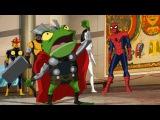 Великий Человек-паук / Ultimate Spider-Man - Экскурсия - Сезон 1, Серия 10 | Marvel