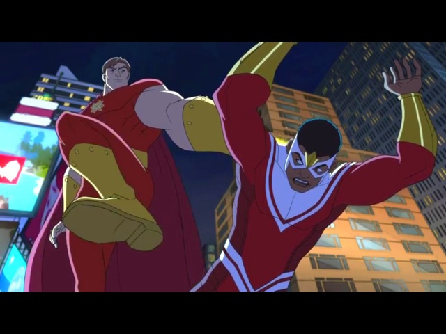 Команда Мстители - Гиперион - Сезон 1, Серия 8   Marvel