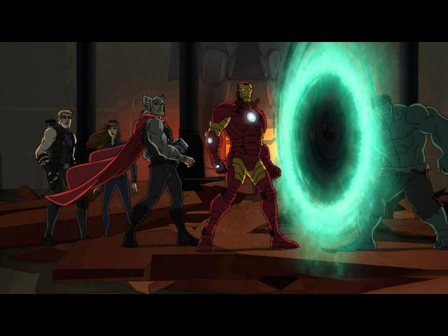 Команда Мстители - Думрушитель - Сезон 1, Серия 11 | Marvel