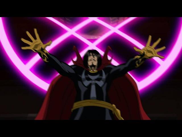 Великий Человек паук Стрэндж Сезон 1 Серия 13 Marvel