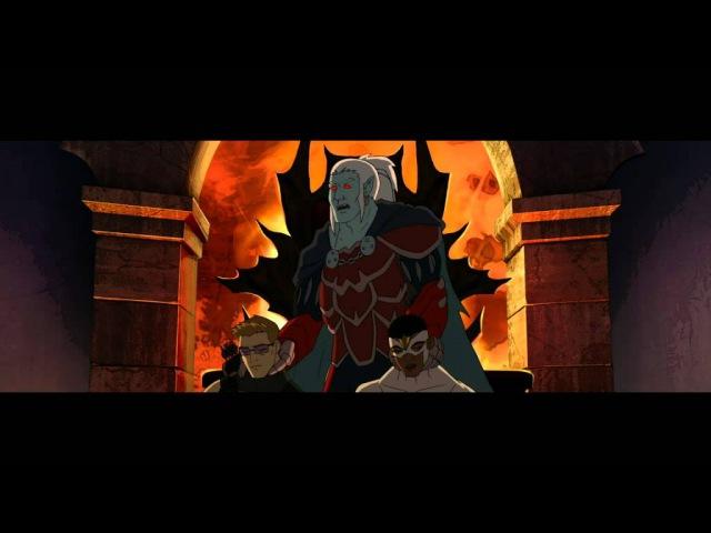 Команда Мстители Кровная месть Сезон 1 Серия 6 Marvel