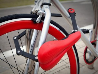 New Invention - SEATYLOCK Bicycle Saddle & Lock in One Amazing Product