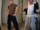 rude boy go go dance ( gay dance )