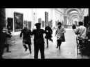 Bande à part_Jean-Luc Godard_Run Through The Louvre
