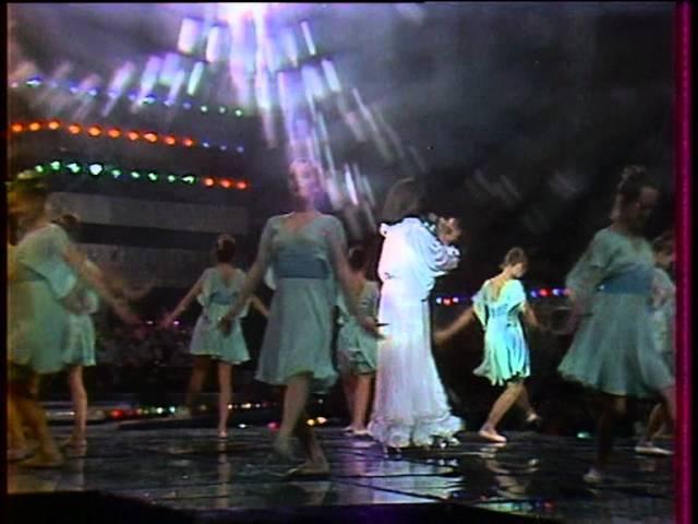 София Ротару - Аист на крыше Песня - 1985