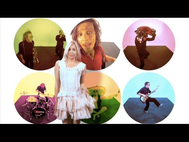 DELADAP - Georgien Lessons 1-6 feat. Melinda Stoika ( Official Video )