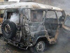 В подорвавшейся на Украине машине с волонтерами катался армейский полковник