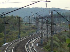Подрыв железнодорожного пути на подконтрольной Киеву территории не повлиял на движение в ЛНР