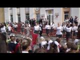 1 сентября 2015. Детский танец. Мери Поппинс
