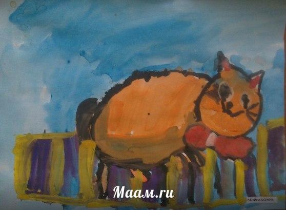 Творческое занятие МОЙ ПУШИСТЫЙ ДРУГ провела со своими подопечными воспитатель из Кемерово Наталья Л… (6 фото) - картинка