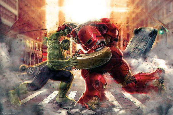 Железный человек и Халк: Союз героев - смотреть